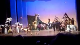 King of Pride Rock/Circle of Life Reprise