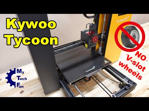 Kywoo Best Tycoon Direct Drive DIY 3D Printer Machine with Stable Auto leveling Performance 240*240*230mm