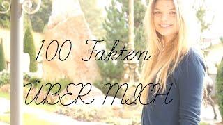 100 FAKTEN ÜBER MICH