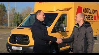 Опыт эксплуатации Ford Transit 2018/Форд Транзит 2.2 дизель шасси с надстройками отзывы водителя