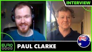 Australia | SBS' Paul Clarke talks Eurovision, Australia Decides and more!
