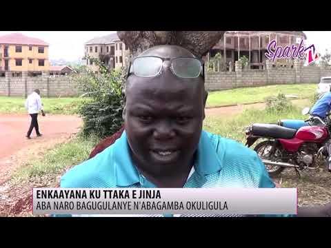 Abalima n'abalunzi batabukidde bebasanze ku ttaka lyabwe