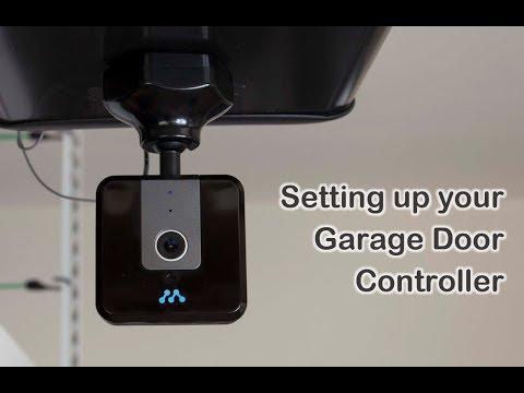 How to Setup your Momentum Garage Door Controller