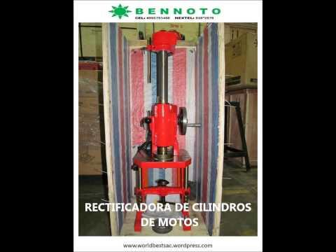 VENTA DE RECTIFICADORAS DE CILINDROS DE AUTOS Y MOTOS