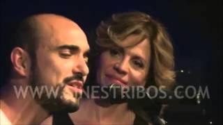 """Marcela Moreno con Abel Pintos en vivo- Aventura """"Versión Acústica"""""""