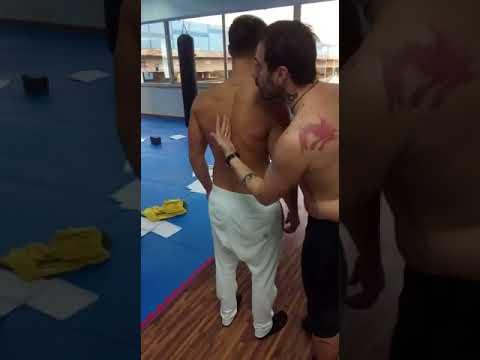 Problemi con la parte posteriore del retto dolore