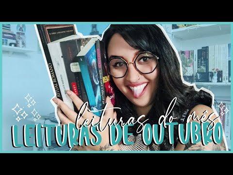 AS 6 LEITURAS DE OUTUBRO (2020) | por Carol Sant
