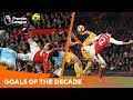 Premier League's goals of the decade