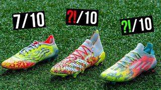 Welcher Adidas Fußballschuh ist der BESTE?!