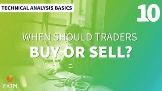 Kapan Sebaiknya Trader Forex Membeli atau Menjual?