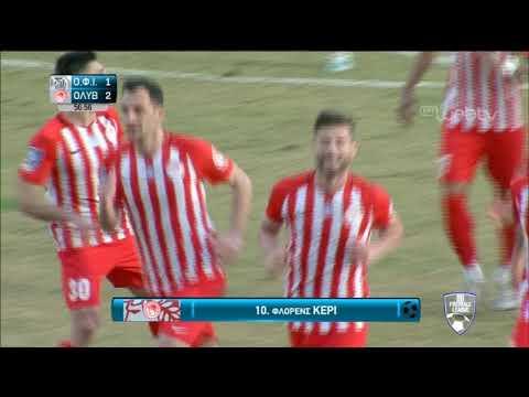 Football League: ΙΕΡΑΠΕΤΡΑ-ΟΛΥΜΠΙΑΚΟΣ ΒΟΛΟΥ  | ΓΚΟΛ 1-2 | 02/02/2020 | ΕΡΤ