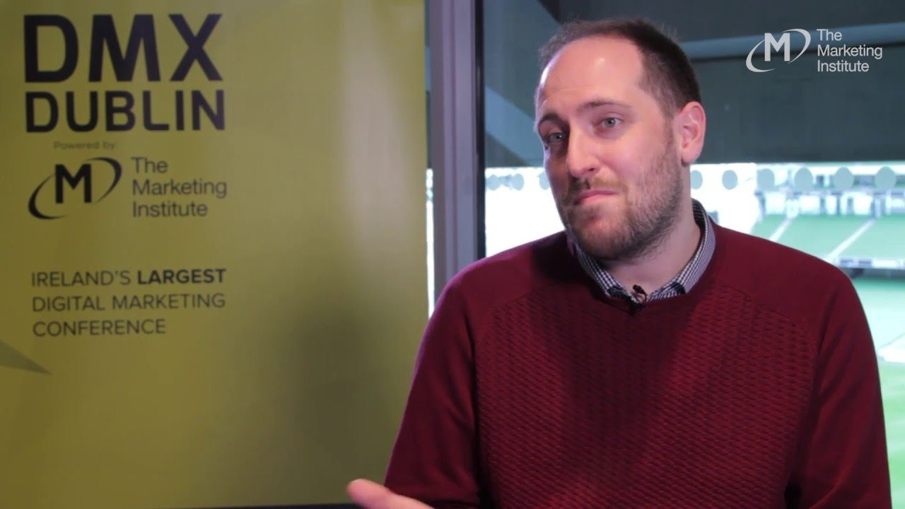 Jerry Daykin, Carat - Interview @ DMX Dublin 2016