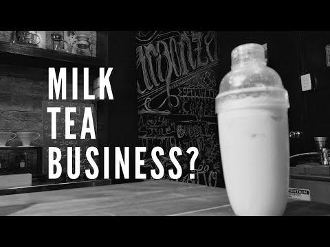 Milk tea business training (Nov. 17 seminar Argonza Trading ...