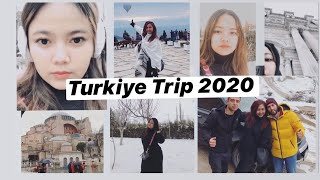Snow In Turki!!! (Holiday Trip to Turkey 2020, Istanbul, Mt Uludag, Cappadocia, Bursa, Izmir)