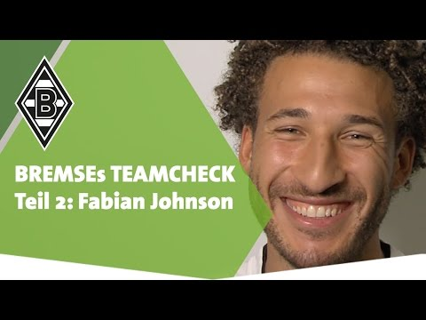 BREMSEs TEAMCHECK - Teil 2: Fabian Johnson