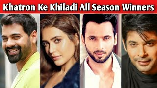 Khatron Ke Khiladi Winners List Of All Seasons 1 to 10 with Host name, Prize Money | Karishma Tanna