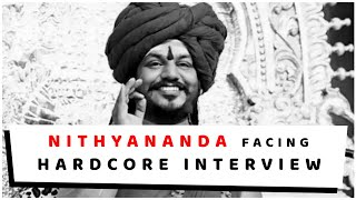 Nithyananda Hardcore Interview in OUTLOOK soon after the SEX SCANDAL