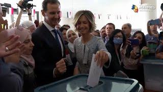 Siria: Preşedintele Bashar al-Assad a fost reales pentru şapte ani cu 95.1% din voturi