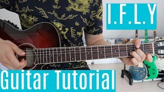 I.F.L.Y.   Bazzi | Guitar TutorialLesson | Easy How To Play (Fingerstyle)