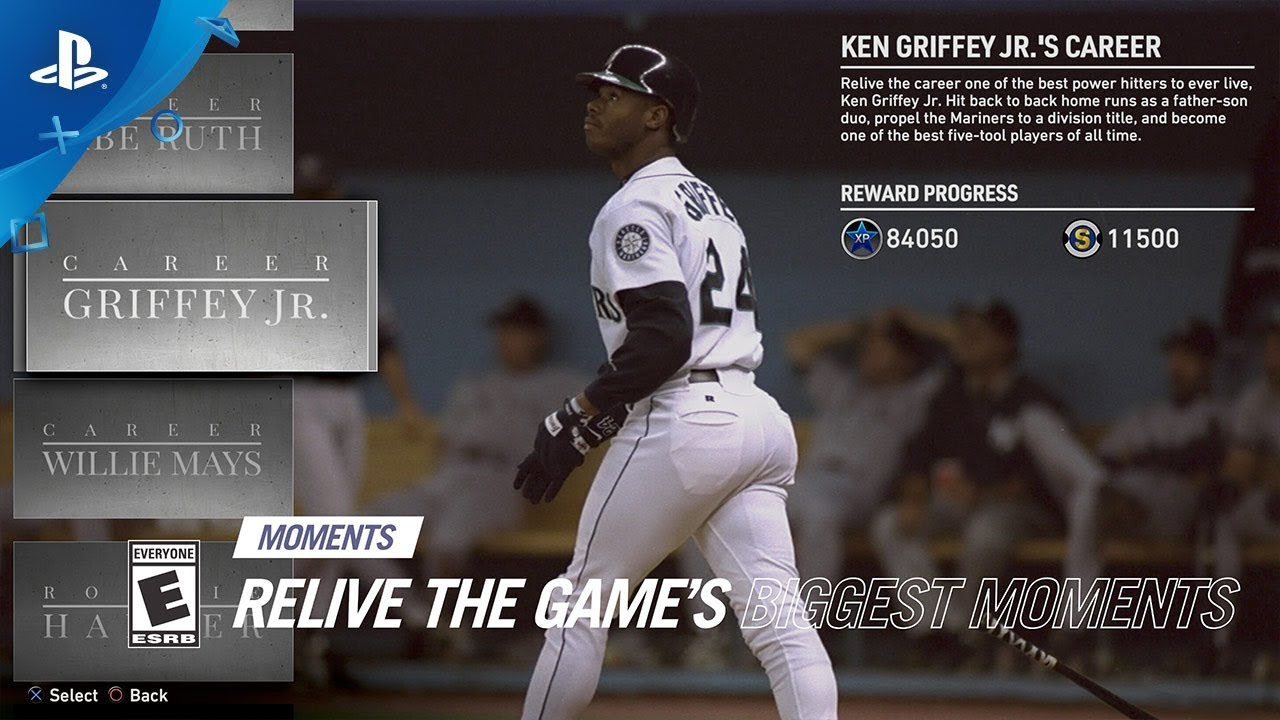 MLB The Show 19: Relive and Rewrite Baseball's Most Iconic Moments