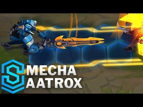 Aatrox Máy Móc