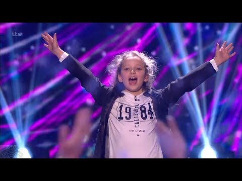 Britain's Got Talent 2017 Live Finals Issy Simpson Full S11E18