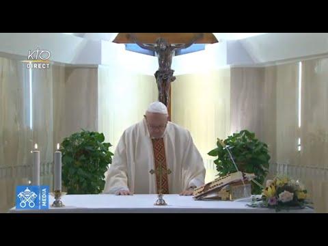 Messe du pape François du 10 mai 2020