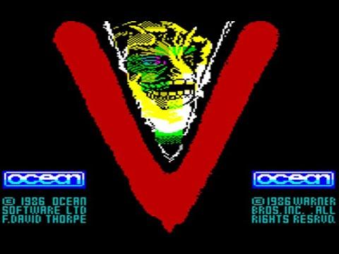 Oglądaj: C64 Longplay - V The Computer Game
