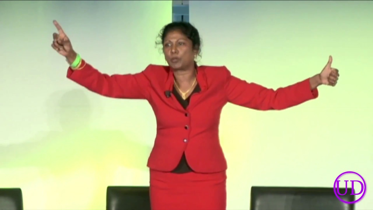 Dr. Uma presents facts about Cannabis as medicine at Cancer Schmancer Women's Health Summit