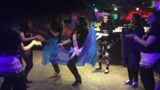 Hen night ideas/ hen dos in London and Buckinghamshire: small demo