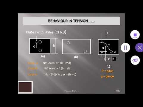 Tension Member 2