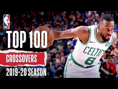 Top 100 Handles & Crossovers | 2019-20 NBA Season