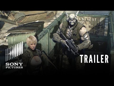 Download Appleseed Alpha OFFICIAL Trailer HD Mp4 3GP Video and MP3