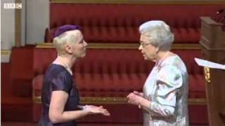 Annie Lennox condecorated with OBE