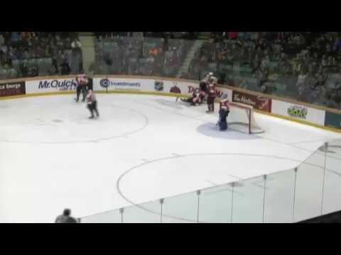 Austin Crossley vs. Brad Morrison
