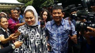 Keluarga Bobby Nasution Tiba di Rumah Jokowi untuk Jalani Gladi Resik