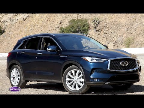 2019 Infiniti QX50: First Drive — Cars.com