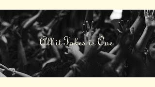All It Takes Is One (Official Audio) - Sean Feucht   WILD