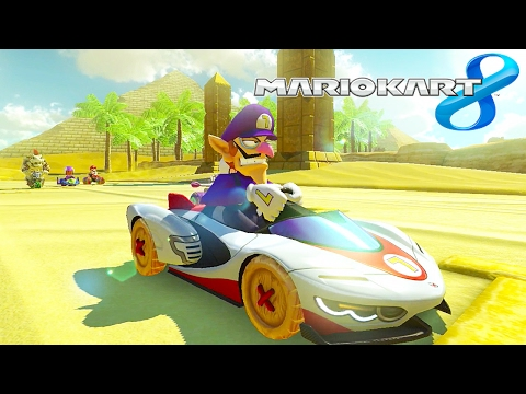HOY NO DEBERÍA JUGAR! Mario Kart 8! Cap. 3!
