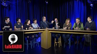 The Mike Graham Election Debate: Who Gets Your Vote?