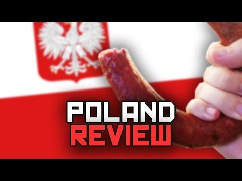 Cestování s Borisem: Polsko
