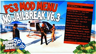 [PS3] *WORKING* GTA 5 Install USB Mod Menu's Tutorial (NO JAILBREAK) Online/Offline 1.26 {LATEST}