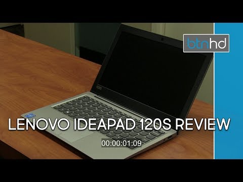Lenovo IdeaPad 120S Hands On Review! (The Holiday Bargain System)