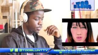 Dizzie Rascal I LUV U Reaction Video