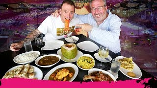 Elevated INDIAN FOOD You MUST TRY at Moksha Indian Brasserie | Fort Lauderdale, Florida