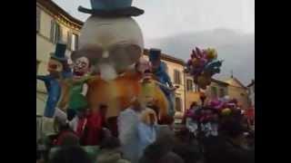 preview picture of video 'Carnevale di  Acquapendente 2009'