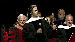 Alex Smith Commencement Address