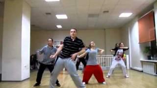Danny Fernandes-Nobody choreography