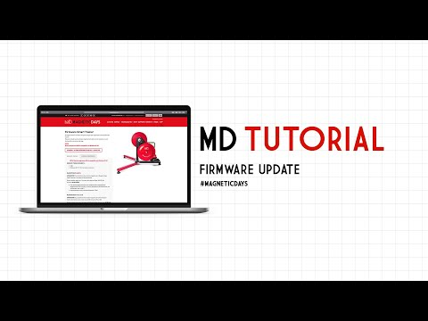 Tutorial MD – Firmware Update