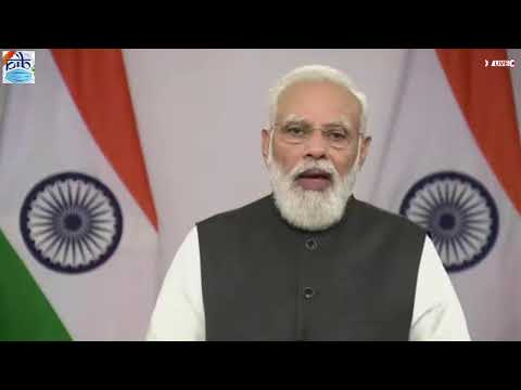 Prime Minister Narendra Modi addresses the nation